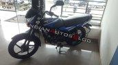 Bajaj Ct110 At Dealership Iab Images Left Side