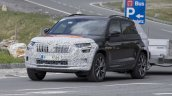 2020 Skoda Kodiaq Facelift Spy Photo 1