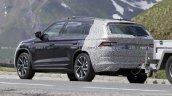 2020 Skoda Kodiaq Facelift Spy Photo 3