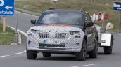 2020 Skoda Kodiaq Facelift Spy Photo