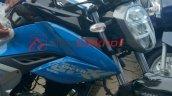 Suzuki Gixxer 155 Facelift Fuel Tank Shrouds