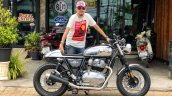 Modified Royal Enfield Interceptor Ok Easy Shop Ri