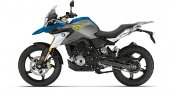 Bmw G 310 Gs Strato Blue Metallic Left Side