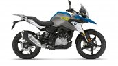 Bmw G 310 Gs Strato Blue Metallic Right Side