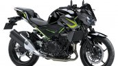 2020 Kawasaki Z400 Front Three Quarters