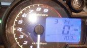 Mahindra Mojo 300 Abs At Dealership Instrument Con