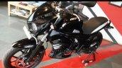 Mahindra Mojo 300 Abs Front Quarter