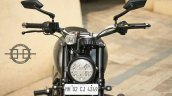 Modified Royal Enfield Thunderbird 350x Headlight