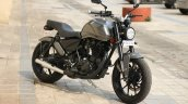 Modified Royal Enfield Thunderbird 350x Right Fron