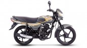 New Bajaj Ct110 Matte Olive Green With Yellow Deca