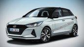2020 Hyundai I20 Iab