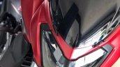 Bajaj Dominar 400 Matte Red Mexico Headlight