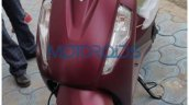 Suzuki Access 125 Se Matte Red Front