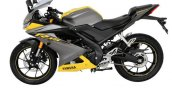 2019 Yamaha R15 V3 0 In Thailand Yellow Side Left