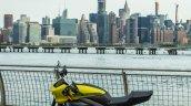 Harley Davidson Livewire Yellow Fuse Side Profile
