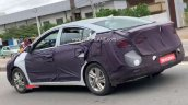 2019 Hyundai Elantra Facelift Three Quarters Left