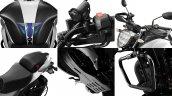 Suzuki Gixxer 155 Facelift Accessories