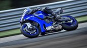 2020 Yamaha Yzf R1 Action Shot Left Side