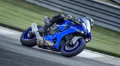 2020 Yamaha Yzf R1 Action Shot Right Side