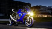 2020 Yamaha Yzf R1 Still Shot Right Front Quarter