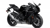 2020 Yamaha Yzf R1 Still Shot Studio Black Right F