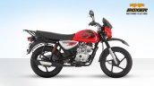Bajaj Boxer 150x Right Side