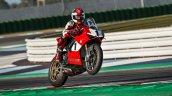 Ducati Panigale V4 25 Anniversario 916 Action Shot