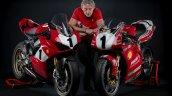 Ducati Panigale V4 25 Anniversario 916 Studio Shot