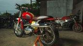Jawa Forty Two Custom Scrambler By Autologue Desig