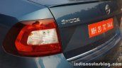Skoda Rapid Tail Lamp