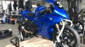 Fully Faired Bmw G 310 R At G310 Trophy Blue Front