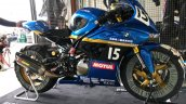 Fully Faired Bmw G 310 R At G310 Trophy Blue Side