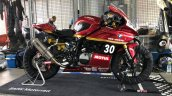 Fully Faired Bmw G 310 R At G310 Trophy Maroon Sid