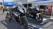 Fully Faired Bmw G 310 R At G310 Trophy Next To Co