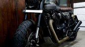 Modified Royal Enfield Interceptor Int 650 Tandav