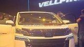 Toyota Vellfire 5