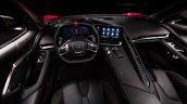 2020 Chevrolet Corvette Stingray Cockpit View Cent