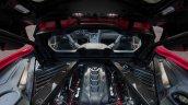 2020 Chevrolet Corvette Stingray Engine Layout