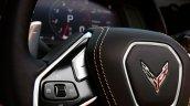 2020 Chevrolet Corvette Stingray Steering Logo