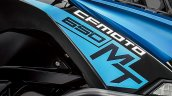 Cfmoto 650mt Official Images Fairing Stickers