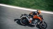 Ktm 790 Duke Side Motion