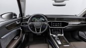 2018 Audi A6 Interior Dashboard