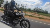 2020 Royal Enfield Classic Spied Right Front Quart