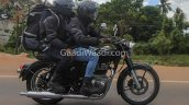 2020 Royal Enfield Classic Spied Right Side