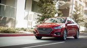 Hyundai Verna Accent Ext 36 Pomegranate Red 2