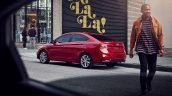 Hyundai Verna Accent Ext 36 Pomegranate Red 3