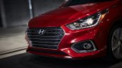 Hyundai Verna Accent Ext 36 Pomegranate Red 4
