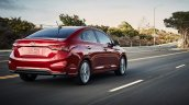 Hyundai Verna Accent Ext 36 Pomegranate Red 6