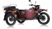 Ural Gear Up Front Three Quarters