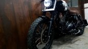 Modified Royal Enfield Thunderbird Bulleteer Custo